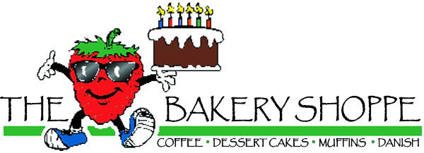 The Bakery Shoppe coffee, dessert cakes, muffins, and danish in Charlotte, NC