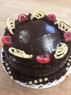 Sacher Torte from The Bakery Shoppe