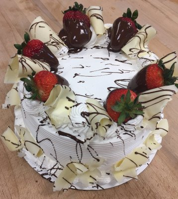 Black Forest Cake from The Bakery Shoppe