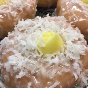 Coconut Creme Donut