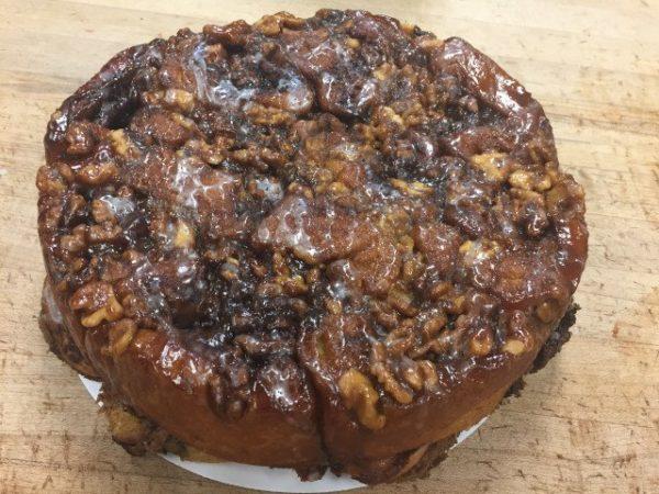 Sticky Bun Coffee Cake