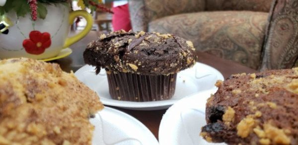 Chcolate Cheese muffin