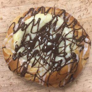 Chocolate Cheese Danish