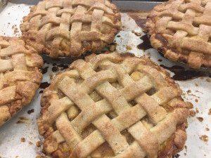 The Bakery Shoppe's Lattice Pies