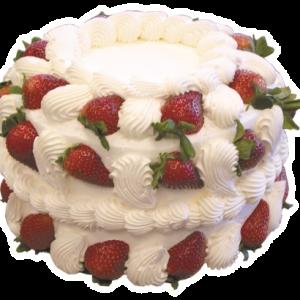 the bakery shoppe strawberry supreme cake